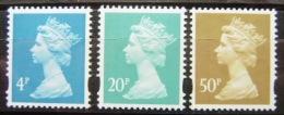 GRAN BRETAÑA - IVERT 1730/32 NUEVOS (**) - BASICOS DE ISABEL II SERIE COMPLETA - 1952-.... (Elizabeth II)