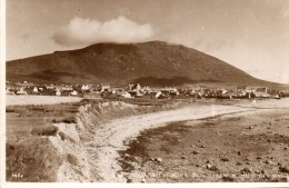 Keel and Slievemore - Mountain Achill , Co.Mayo