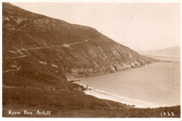 Keel and Slievemore -Keem Bay - Achill Island -  Co.Mayo