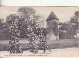 CPA - 6747.  SAUTERNES (Gironde) - Château Yquem, Ancienne Tour - Altri Comuni