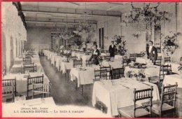 CPA 17 ROYAN Le GRAND HOTEL La Salle à Manger - Royan