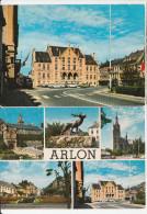 N. 2 CARTOLINE ARLON VIAGGIATE 1982 - Arlon