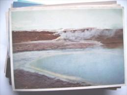 IJsland Iceland Hveravellir Nice Panorama - IJsland