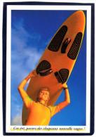 - Les Jeux De L'été - SURF Portez Des Chapeaux Nouvelle Vague!- EXPOSITION Drole D'été  édité Par Ricard CPM 1996 - Autres
