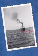 Photo ancienne - Cote � identifier - Beau bateau � Vapeur