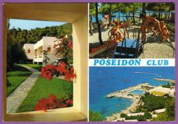 GRECE - GREECE - POSEIDON CLUB LOUTRAKI - Grèce
