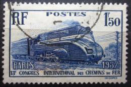 FRANCE               N° 340              OBLITERE - Used Stamps