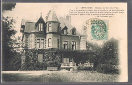 DONCHERY . Château De La Croix Piot . - Other Municipalities