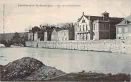 12 - Villefranche-de-Rouergue - Quai De La Sénéchaussée - Villefranche De Rouergue