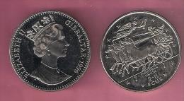 GIBRALTAR 2,8 ECU 1994 EUROPEAN UNION - Gibraltar