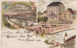 HARSKIRCHEN  - Litho - Autres Communes