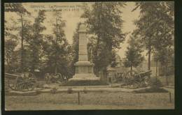 BELGIQUE GENVAL / Le Monument Aux Héros De La Grande Guerre / - Rixensart
