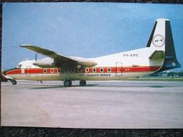 FOKKER  F27  ATI - 1946-....: Modern Era