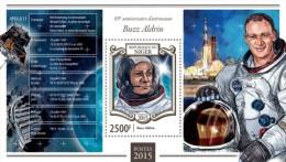 Niger. 2015 Buzz Aldrin . (109b) - Africa