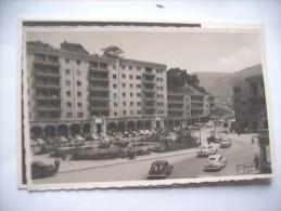 Venezuela Caracas Plaza El Silencio Old Cars - Venezuela