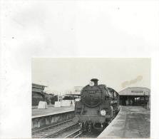 Postcard - Engine No. 70383 - At Ramsgate December 1958  New - Ansichtskarten
