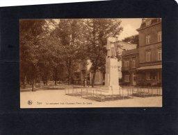 51724    Belgio,    Spa,  Le  Monument Foch,  NV - Spa