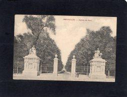 51726     Belgio,    Bruxelles,   Entree Du Parc,  NV - Foreste, Parchi, Giardini