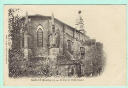 24- Sarlat - Ancienne Cathédrale - Sarlat La Caneda