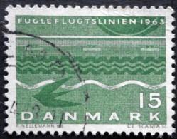Denmark 1963 Cz.Slania  Minr,413x   Opening The Crow Bar To Germany  ( O )  ( Lot  A 966 ) - Danemark