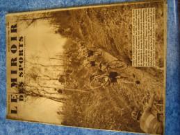 MIROIR DES SPORTS N�  986   18 JANVIER 1938    CYCLO CROSS