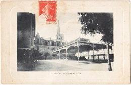 09. MIREPOIX. Eglise Et Halle (2) - Mirepoix