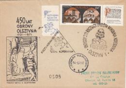 NIKOLAUS COPERNICUS, ASTRONOMER, SPECIAL COVER, 1971, POLAND - Astrology