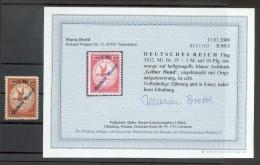 DR-Germania FLUG RHEIN-MAIN IV LUXUS* BPP BEFUND 600EUR (G8253 - Germany