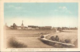 St Cyr Les Colons 1932 - Auxerre