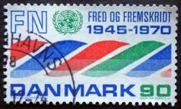 Denmark 1970 UNO  Minr.505 Cz.Slania ( O) ( Lot  A 988 ) - Used Stamps