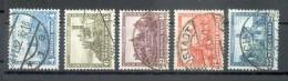 DR-Weimar 474/78 SATZ Gest. 110EUR (G8224 - Deutschland