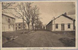 CP (72) : Camp D'AUVOURS, Réfectoire N°1 - France