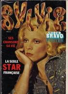 SUPER  BRAVO  POSTER  SYLVIE  VARTAN  -  octobre 1975