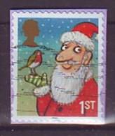 GB - 2012  - MiNr. 3381 - Christmas - Used - Gestempelt - 1952-.... (Elizabeth II)