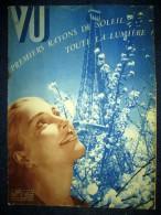 VU 316 Av1934 Police/ Guyane Galmot Stavisky par Monnerville/ Graphologie Lindbergh/ Allemagne/ Mafia/ USA/ Schoukhaieff