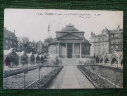 PARIS - La Chapelle Expiatoire - Arrondissement: 08