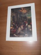 STAMPA JACOPO BASSANO S.VALENTINO BATTEZZA S.LUCILLA ALLEGATA AL GIORNALE DI VICENZA - Prints & Engravings