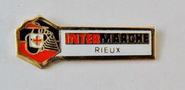 Pin's Intermarché Rieux - PC - Otros