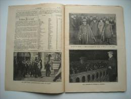 LE PELERIN 1841 de 1912.CONFERENCE DE VEDRINES SUR L'AVIATION. COOLIE CHINOIS AU SUPPLICE. LE PAPE RECOIT COMMUNIANTS..