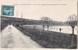 38. Route De CHARAVINES-LES-BAINS à PALADRU. 285 - Charavines
