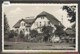 DISTRICT D´YVERDON /// YVONAND - ECOLE MENAGERE - TB - VD Vaud