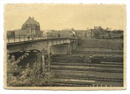 CPA - LIBRAMONT - Le Pont  - Train  // - Libramont-Chevigny