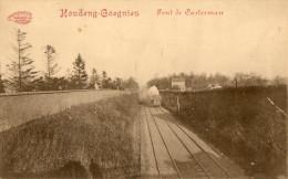 Houdeng, Pont De Casterman.. (La Louvière) - Altri