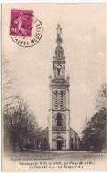 Cpa PELERINAGE DE N D DE SION Par Praye La Tour (45m) La Vierge (7 M) - Sin Clasificación