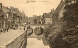 Bruges, Quai Des Ménétriers. - Brugge