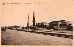 Houdeng- Goegnies, Les Etablissements SANIBEL - Les Ateliers Charlez & Co. (La Louvière) - Brugge