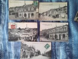 5 Cp De Rochecorbon - Cartes Postales
