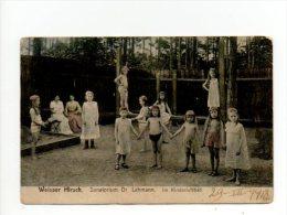 Weisser Hirsch Sanatorium Dr Lahmann Im Kinderluftbad - Dresden