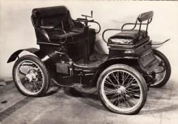 """Automobile De Dion Bouton """"Vis à Vis"""" 1899 4CV - Ed Musée Conservatoire National Des Arts Et Métiers - PKW"""