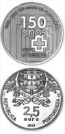 PORTUGAL - 2,50 Euro Cc  2013  -  (   Cruz Vermelha     )  UNC - Portugal